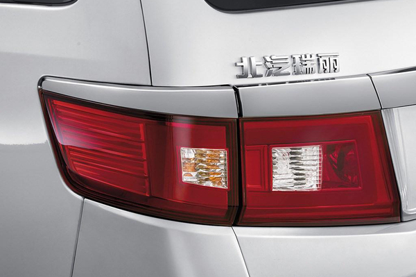 丰田埃尔法翻版 北汽瑞丽道达V8官图发布
