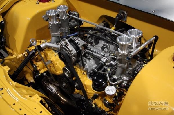 丰田86改装