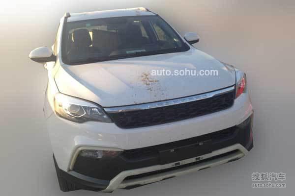 猎豹SUV Q5谍照 预计今年亮相上市高清图片