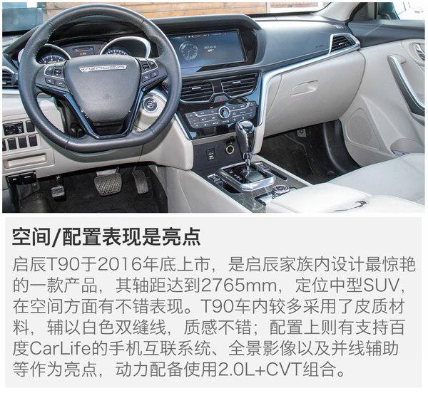 新车周刊:启辰T90/斯柯达KAROQ/本周重磅车