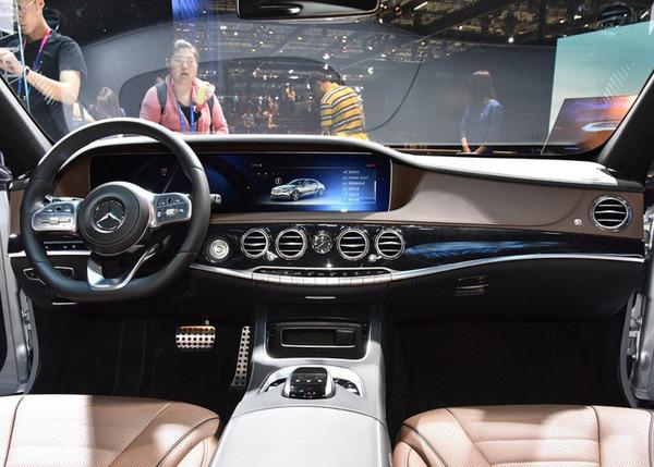 2018北京车展:奔驰新款S级Coupe首发