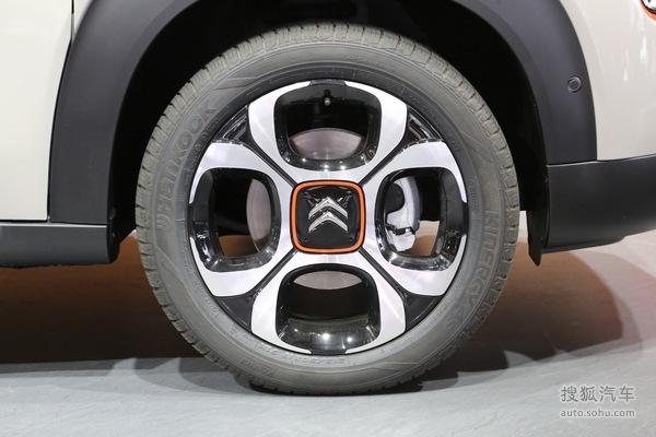 雪铁龙C3 Aircross法兰克福车展实拍
