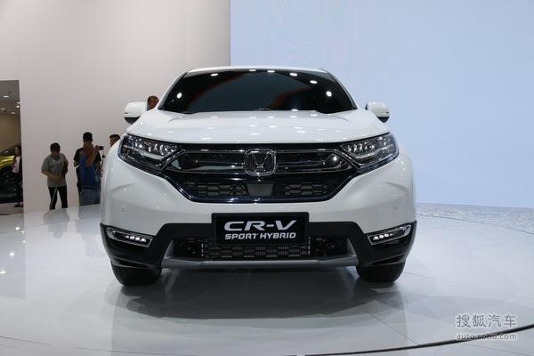 本田 CR-V 实拍 外观 图片