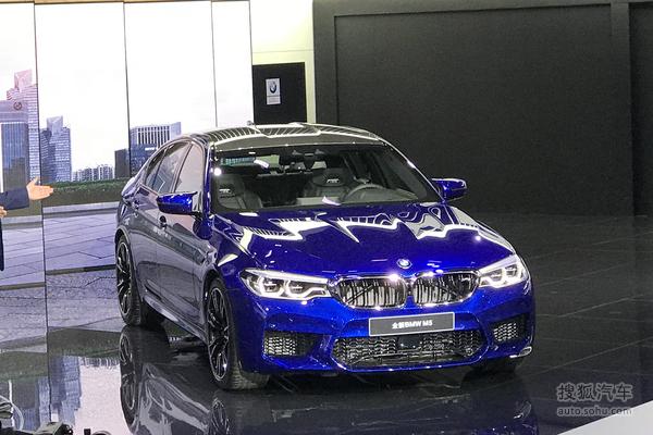 全新宝马M5中国首发