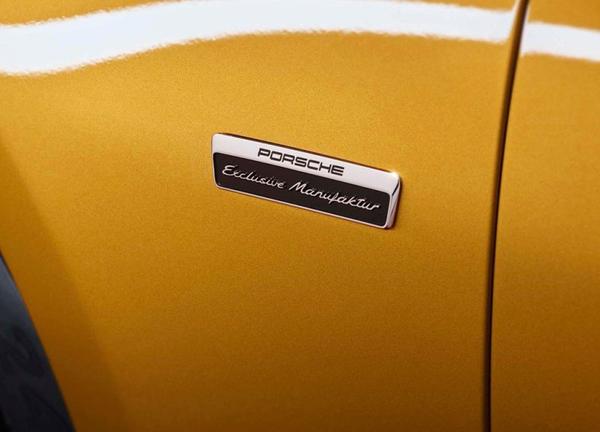 911 Turbo S特别版价格公布 售价335.8万元