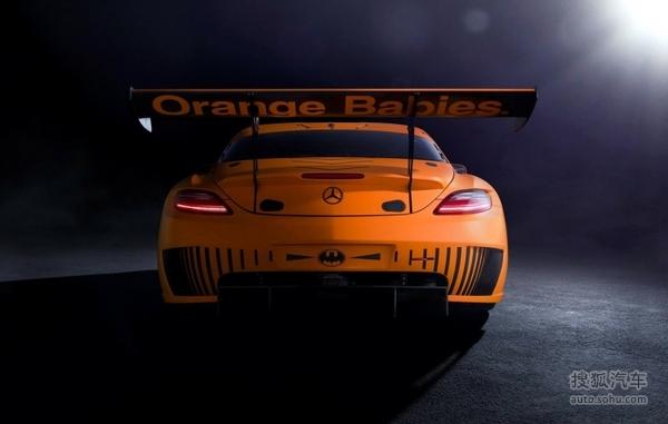 奔驰SLS AMG改装