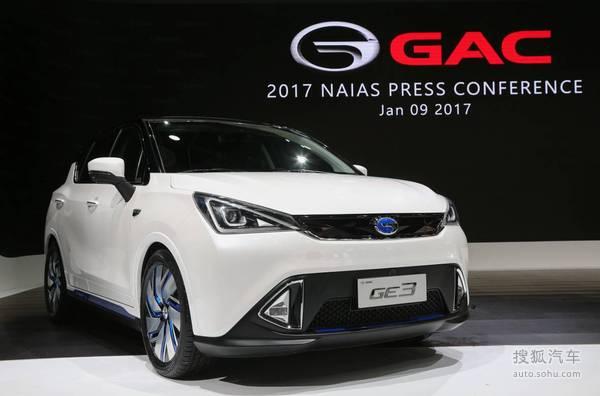布局新能源 广汽传祺四款新能源车亮相上海车展