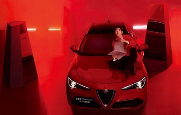 阿尔法·罗密欧加速布局中国市场 亮相成都车展