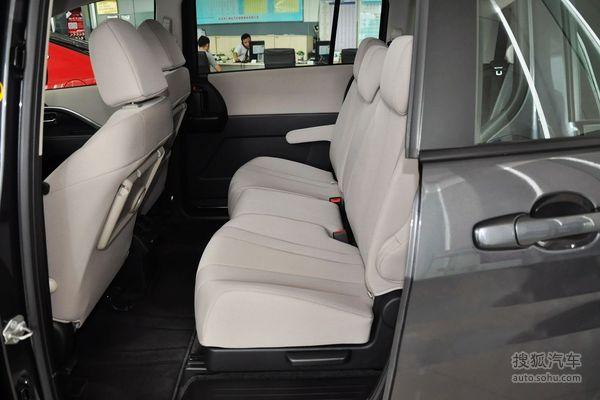 马自达 Mazda5 实拍 内饰 图片