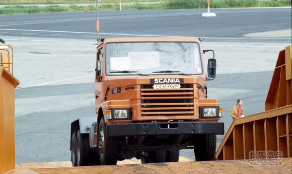 1980年发布的全新斯堪尼亚T112卡车,中国林业部采购了158辆
