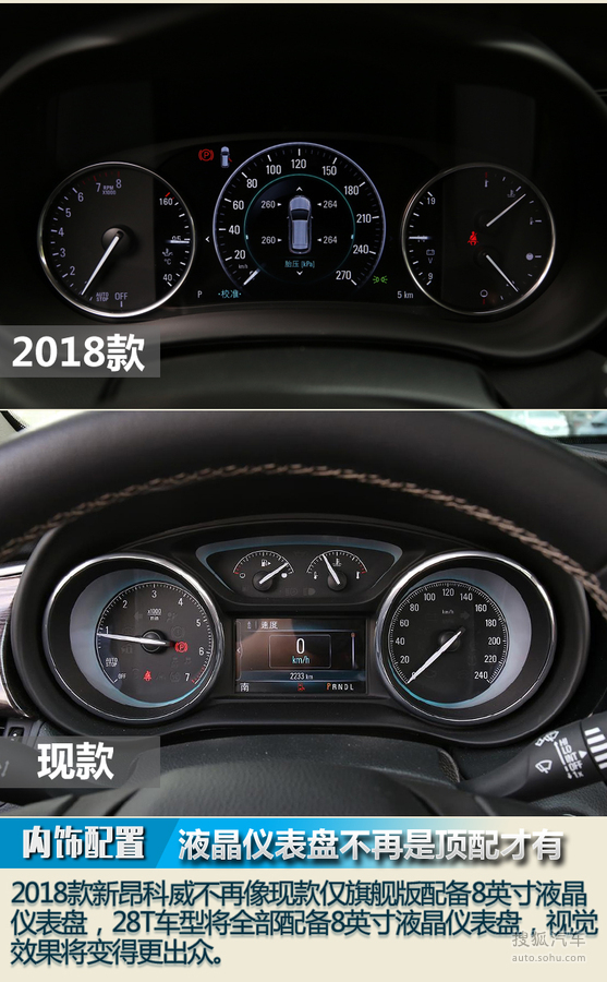 广州车展2018款新昂科威图解