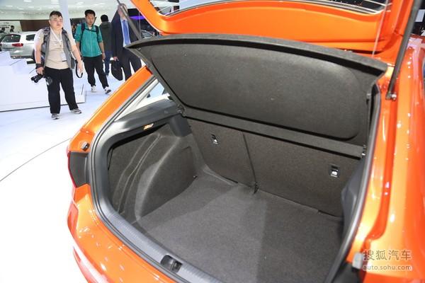 大众桑塔纳浩纳 上海车展实拍高清图片