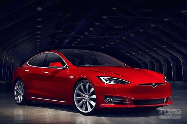 特斯拉 Model S 壁纸 官方 图片