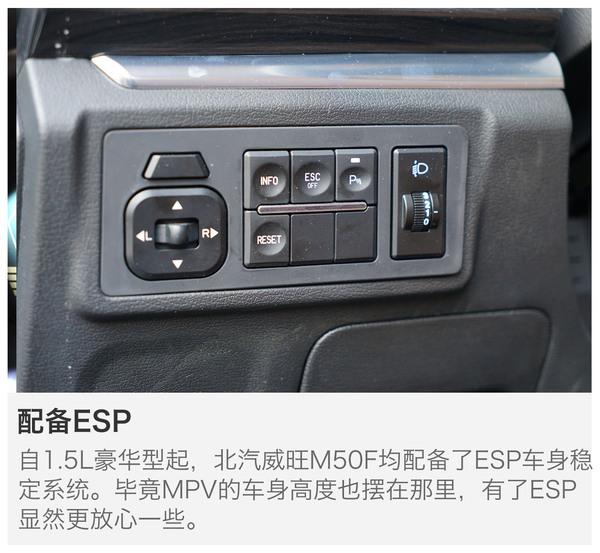 北汽威旺 M50F 实拍 图解 图片