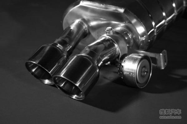 鱼和熊掌可兼得 解析改装可变阀门排气管