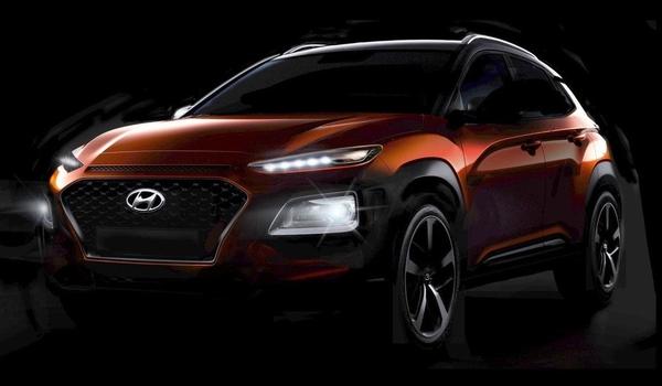 现代新小型SUV或12月国内投产 或为KONA