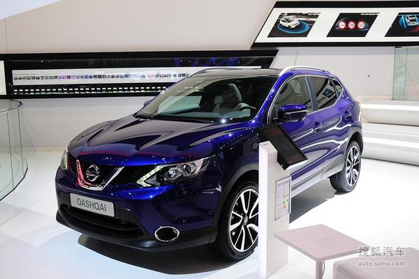 日产骐达2012款_【图】新逍客/新楼兰等SUV 日产2015年产品规划-搜狐汽车
