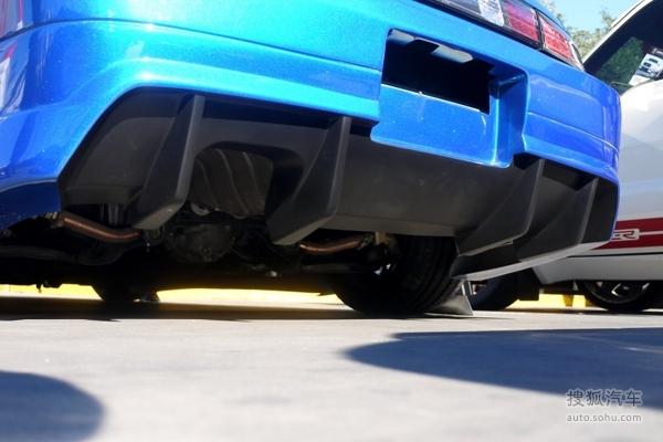 日产Silvia S14改装