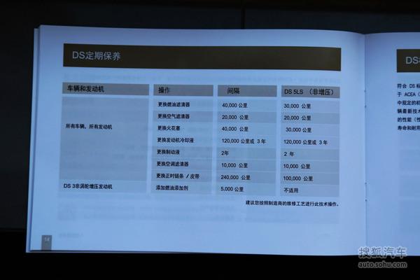 DS 6 实拍 图解 图片