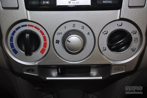 本田锋范的空调控制面板