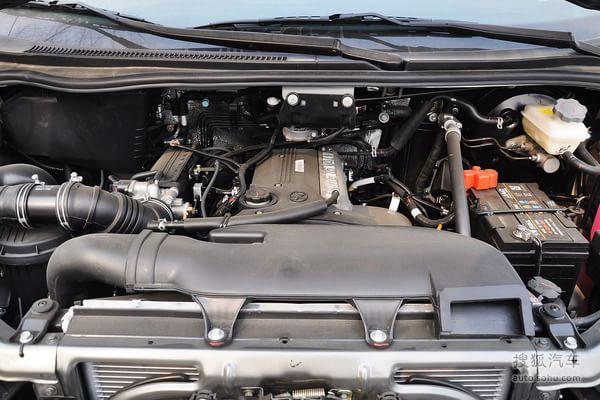 江淮瑞风的hfc4ga3-1c发动机