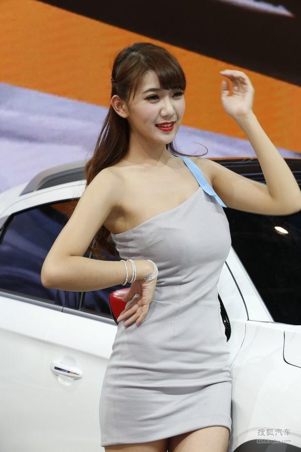 雪铁龙5号车模 北京车展