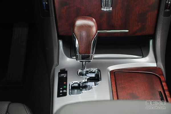 丰田皇冠的变速箱:动力组合