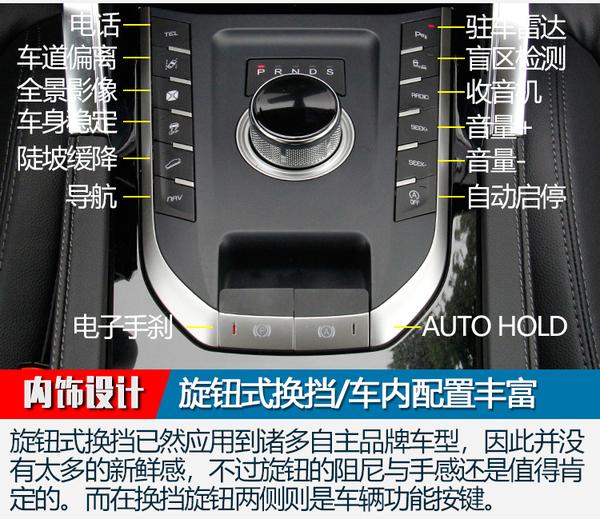 换上套娃脸的产品升级 体验试驾众泰T800