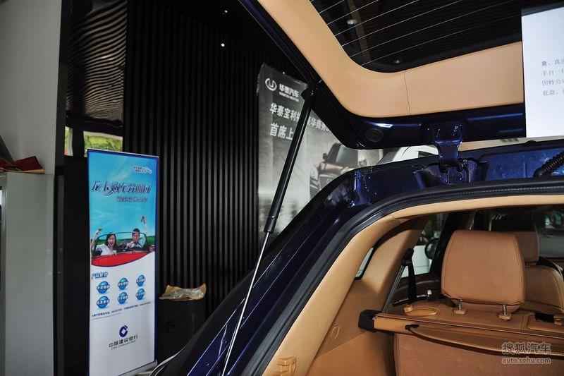 华泰华泰汽车宝利格2012款华泰宝利格1.8t自动两驱行政版 高清图片