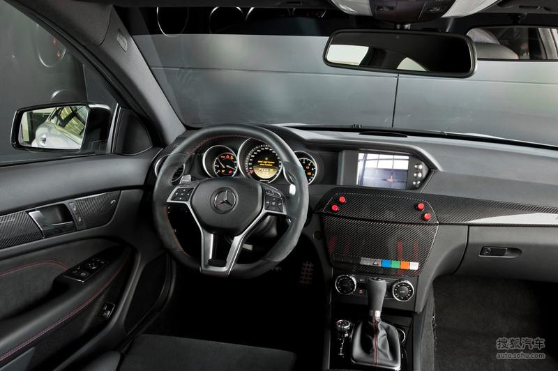 奔驰amg系列c63 amg2012款奔驰c63 amg coupe dtm安全高清图片