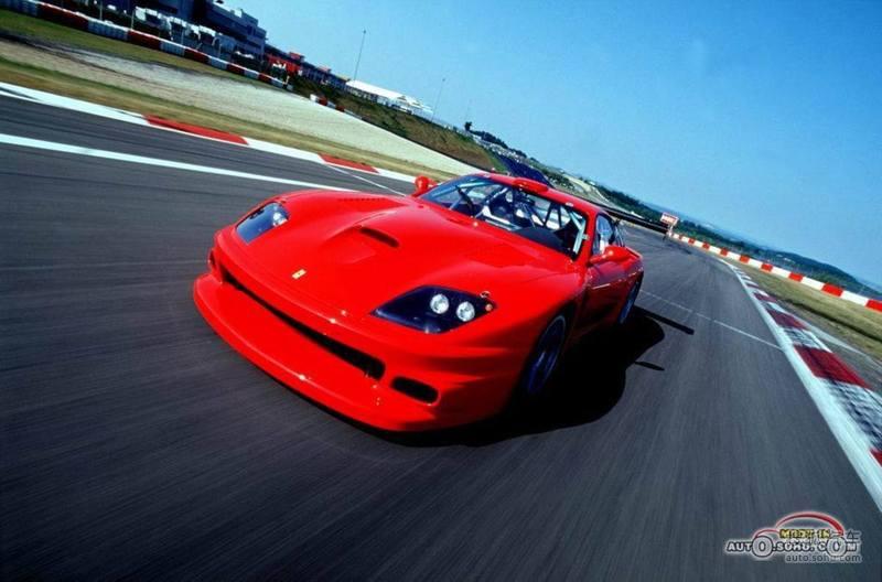法拉利法拉利汽车法拉利575M法拉利 575M