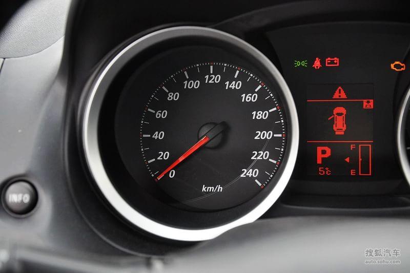 版 1.8L CVT舒适型 -三菱图片高清图片