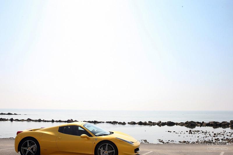 法拉利 法拉利汽车 458 2013款法拉利458 spider高清图片