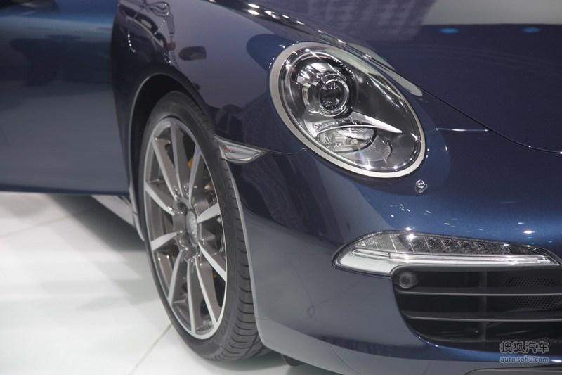 保时捷 保时捷汽车 911 2013款保时捷911 carrera s法兰克高清图片