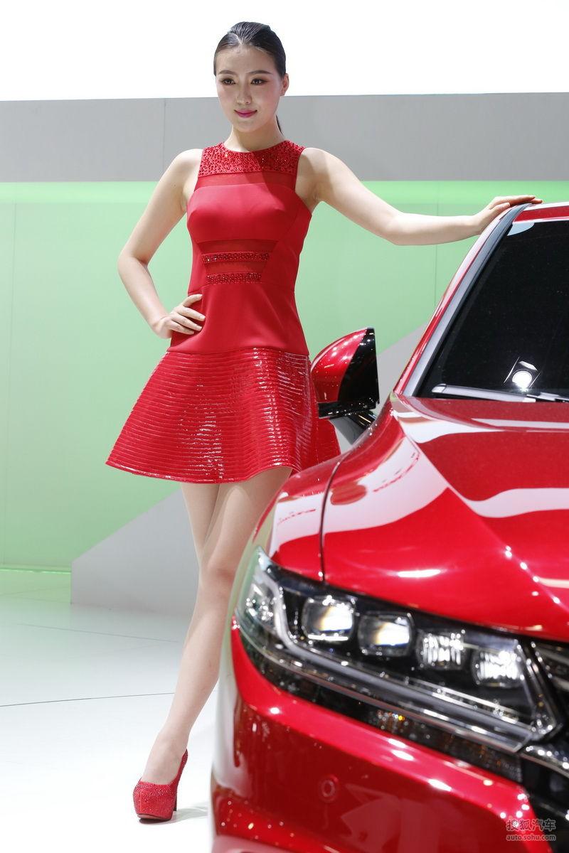本田3号车模 北京车展 - zcyyglzx - zcyyglzx的博客