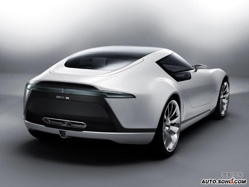 萨博萨博概念车2006款萨博aero x concep 高清图片