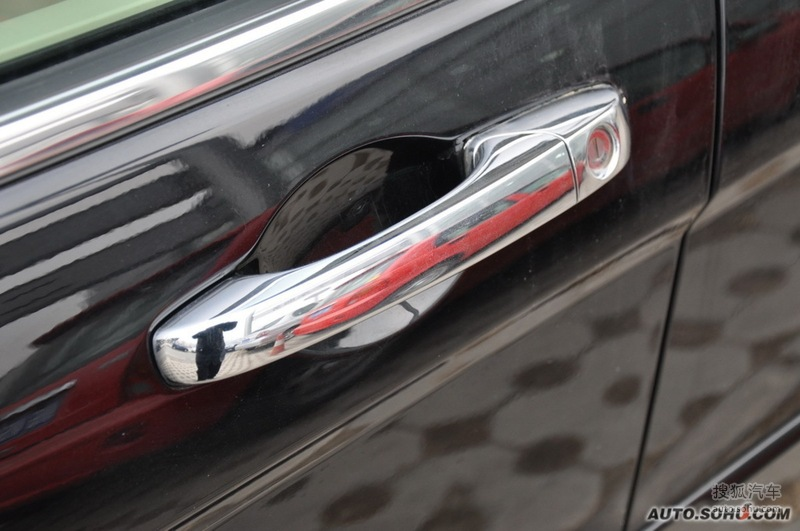 克莱斯勒北京奔驰铂锐2008款克莱斯勒铂锐2.4l豪华型 高清图片