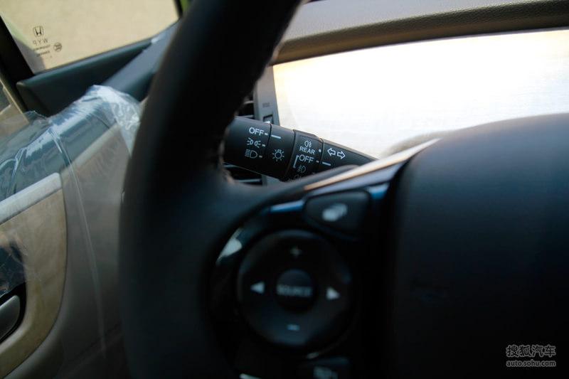 杰德汽车空调按键图解