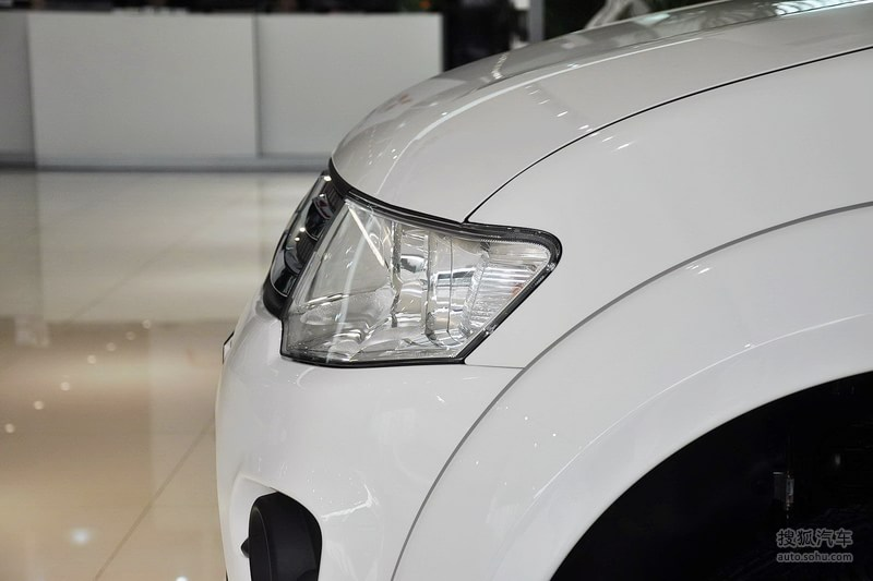 三菱广汽三菱帕杰罗劲畅2013款三菱帕杰罗劲畅3.0l自动两驱高清图片