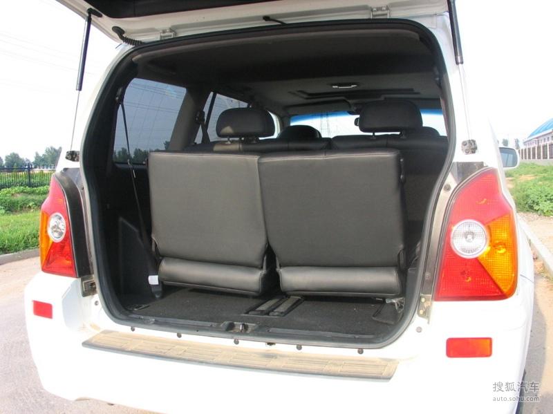 特拉卡2004款2.5TCI(柴油机)年检/大灯t74357起亚k3改装动力能过底盘吗图片