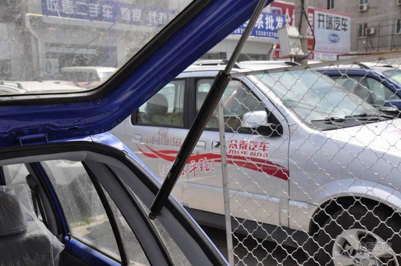 众泰众泰汽车江南tt2010款众泰江南tt 0.8l手动标准型 高清图片