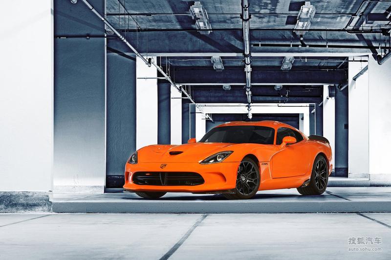 2014款道奇蝰蛇srt 全球新车高清图片