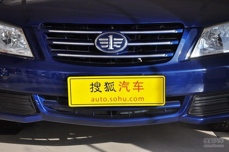 一汽天津一汽夏利n3三厢2012款一汽夏利n3三厢1.0l手动实高清图片