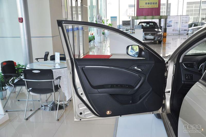 奔腾一汽轿车b902012款奔腾b90 2.3l自动旗舰型高清图片