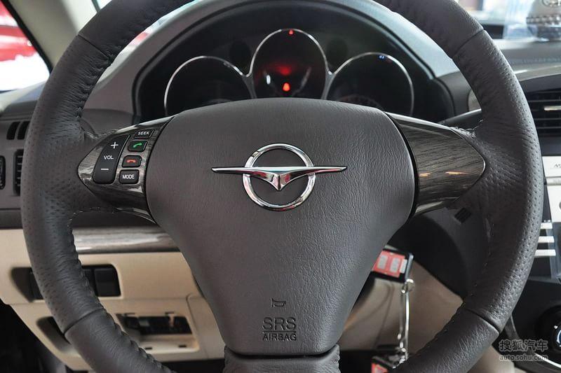 海马海马汽车普力马2013款海马普力马1.6l手动开拓版
