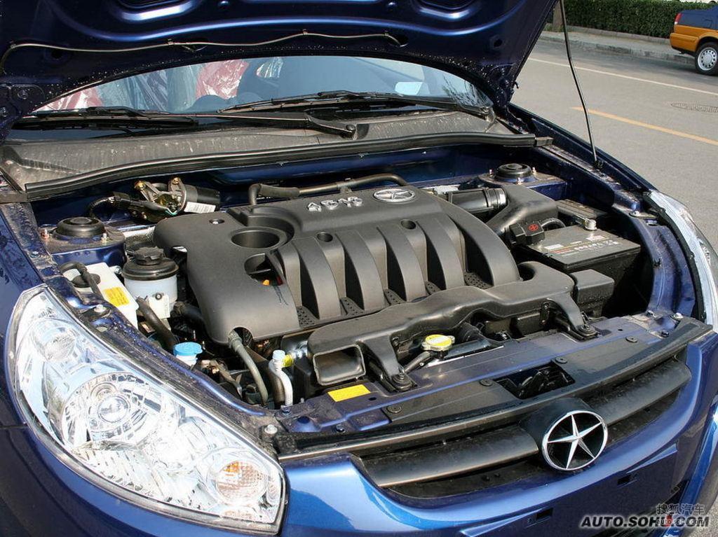江淮同悦RS2008款1.3L 豪华型底盘 动力m272113图片高清图片