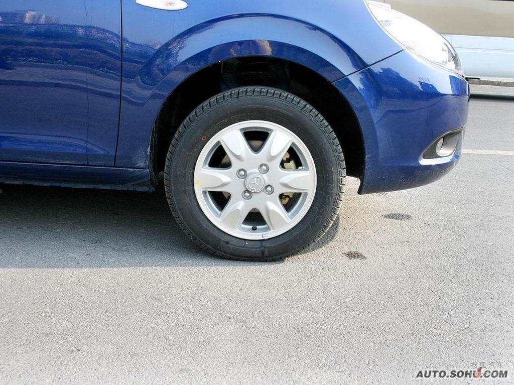 江淮同悦RS2008款1.3L 豪华型外观中国蓝m272117图片高清图片