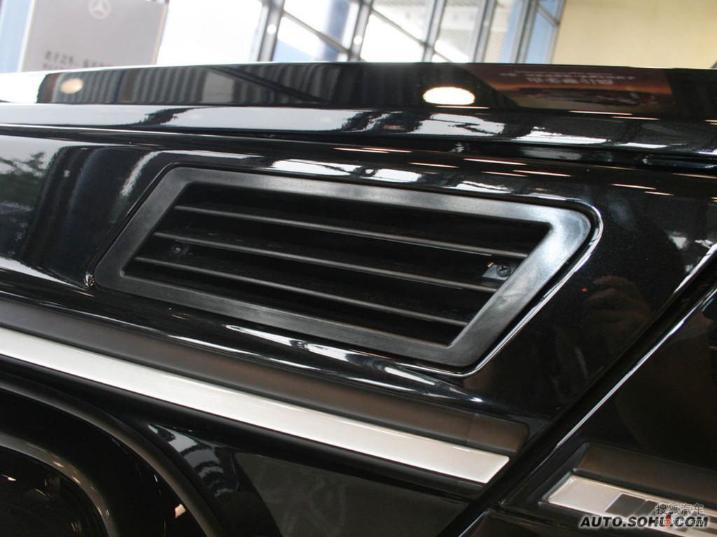 奔驰g级amg2009款g55 amg内饰t308825图片 图库高清图片