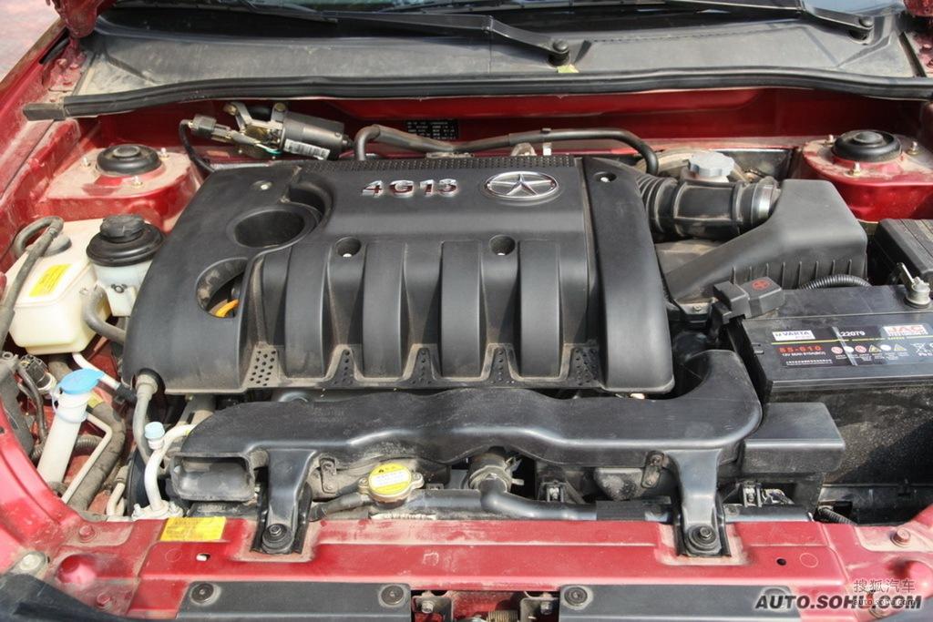 江淮同悦RS2008款1.3L 舒适型底盘 动力m332861图片高清图片