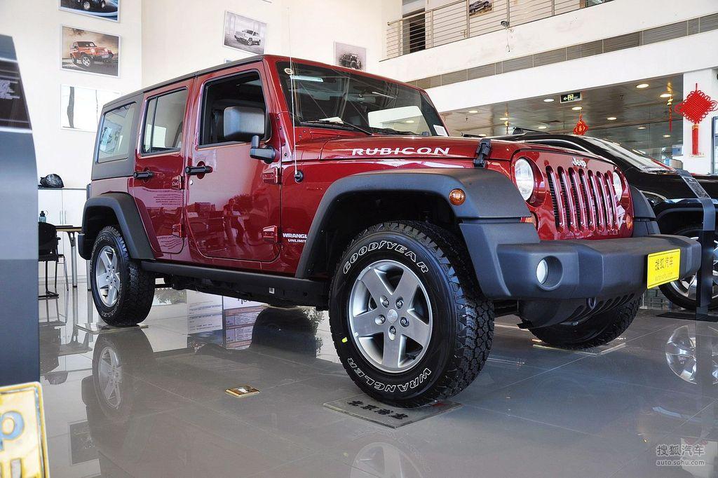 jeep牧马人四门版